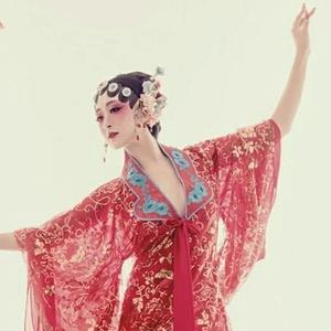 妖艳的西域舞娘,不过惊艳的却是最后打散设计ai出场如何字体图片